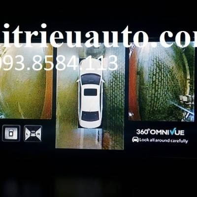 Lắp camera 360 cho Audi A5