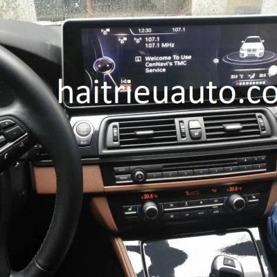 màn hình android xe BMW 730i