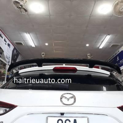 đuôi gió thể thao cho xe mazda3 hatchback