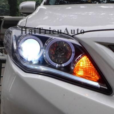 Đèn pha độ nguyên bộ xe altis 2012