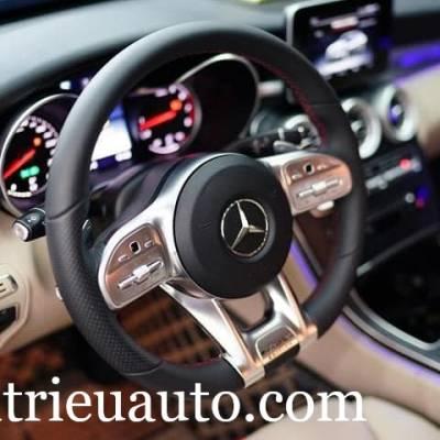 Vô lăng AMG cho Mercedes C 200