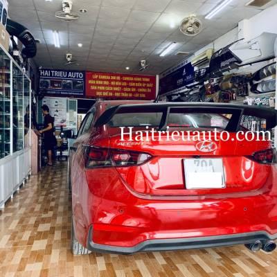đuôi gió thể thao cho Hyundai Accent