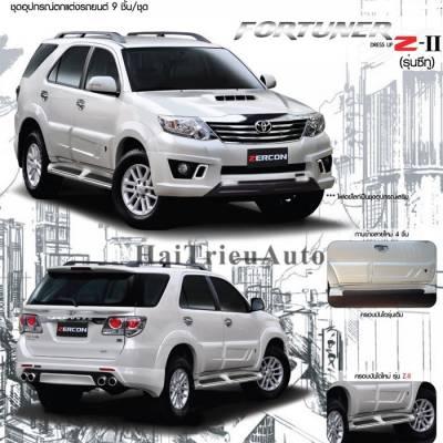 Body kit xe fortuner 2011 mẫu Z-II