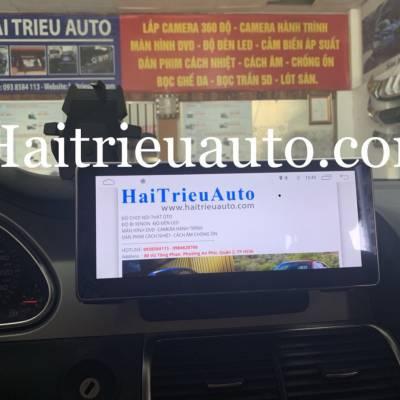 màn hình android xe audi Q7