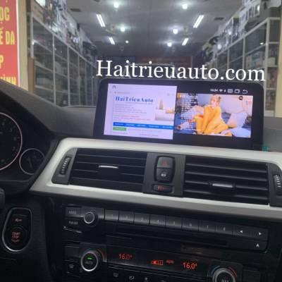màn hình android theo xe BMW 320i 2015