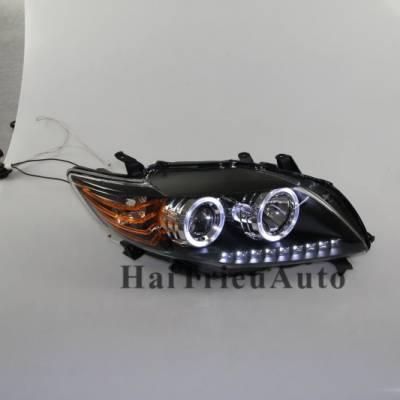 Đèn pha đọ nguyên bộ toyota altis 2010