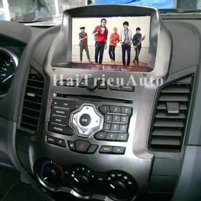 Màn hình dvd winca theo xe FORD RANGER