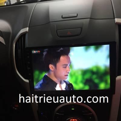 màn hình android xe izusu MU-X