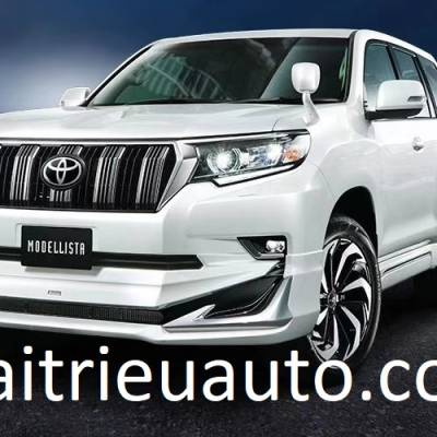 body xe Land Cruiser Prado 2018
