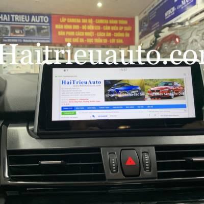 màn hình android xe BMW 218i