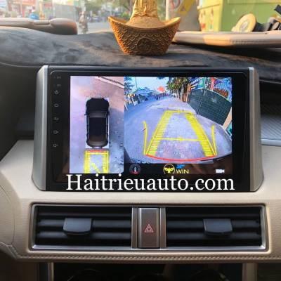 Camera 360 cho xe Mitsubishi Xpander