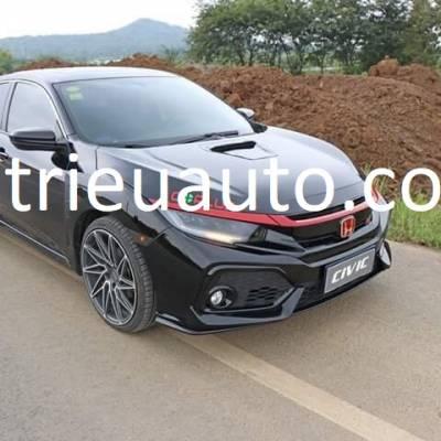 body mẫu SI theo xe honda Civic 2018