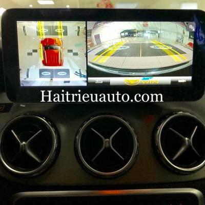 Camera 360 cho xe Mercedes GLA 250