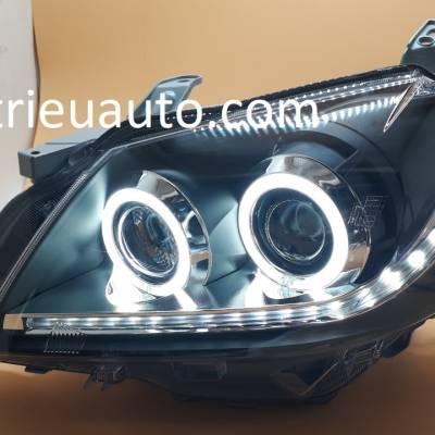 bộ đèn pha độ cho xe camry 2010