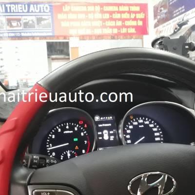 cảm biến áp suất lốp theo xe Hyundai Santafe 2019