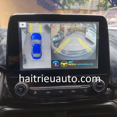 lắp camera 360 cho xe ecosport 2019
