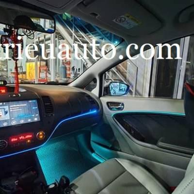 led nội thất xe kia k3