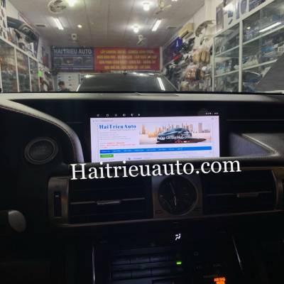 màn hình android theo xe lexus IS 250 2016