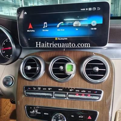 Màn hình android cho xe Mercedes C250 2017