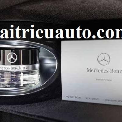 Nước hoa cho xe Mercedes