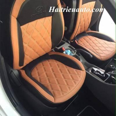 Bọc ghế da cho Hyundai Accent