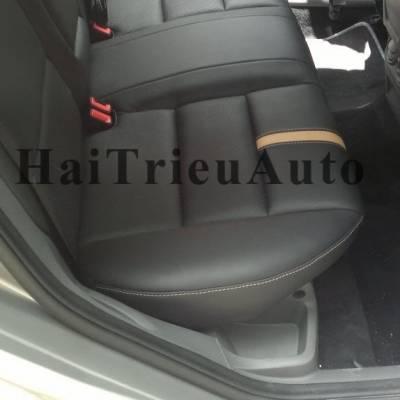 Bọc ghế da cho xe ford focus
