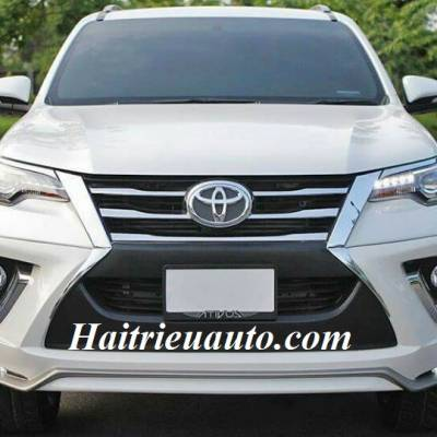 Body cho xe Fortuner 2017