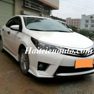 Body Toyota Altis mẫu 3