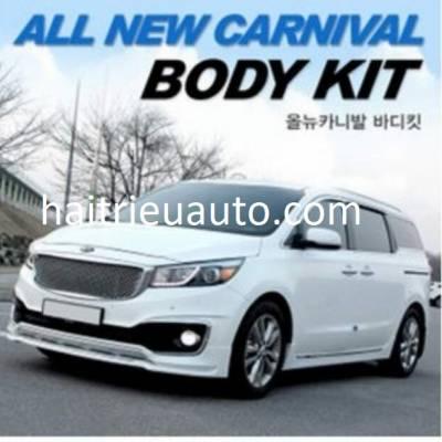 body kit cho xe Kia Sedona