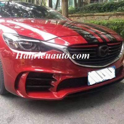 Body lip cho Mazda 6 2017
