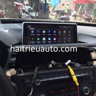 Màn hình android theo xe BMW 320GT