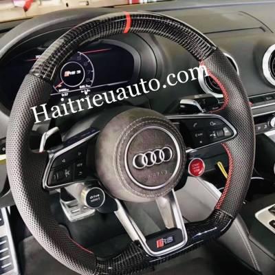 Nâng cấp vô lăng RS cho Audi A3