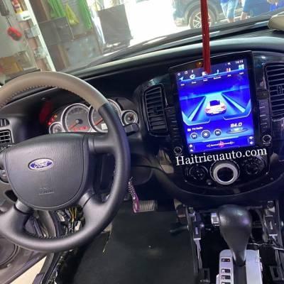 Màn hình tesla cho xe Ford Escape