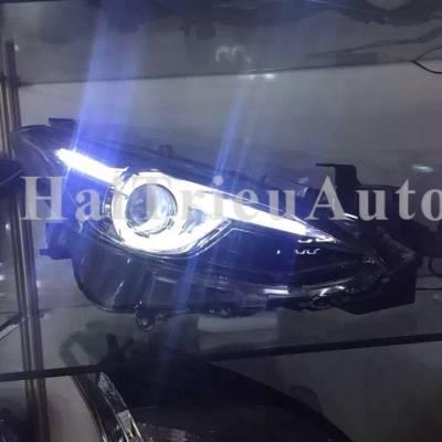 Đèn pha độ cho xe mazda 3