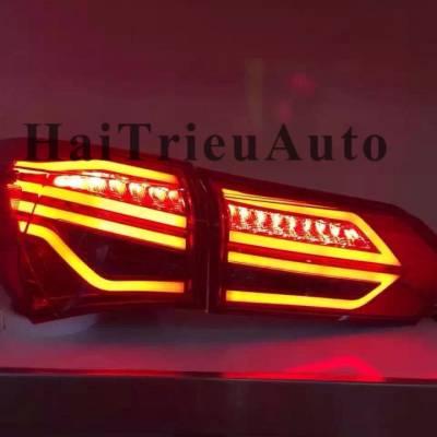 Đèn hậu độ nguyên bộ xe toyota altis 2017