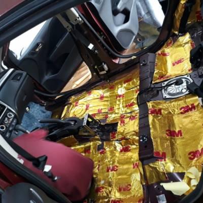 Chống ồn 3M - USA cho xe Honda City