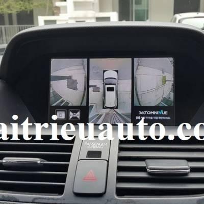 Camera 360 độ cho xe Acura MDX