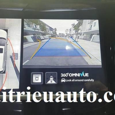Camera 360 độ cho xe Cadillac Escalade