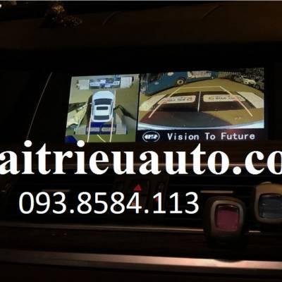 Camera 360 cho xe BMW 528i GT