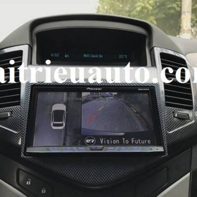 Camera 360 cho xe Chevrolet Cruze