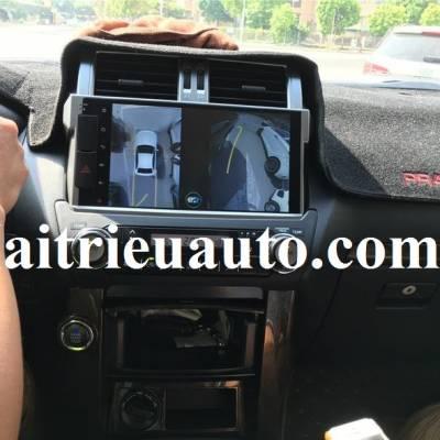 Camera 360 cho xe Toyota Prado