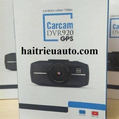 Carcam DVR 920 GPS