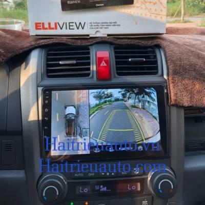 màn hình android  Ownice theo xe honda CR-V 2012