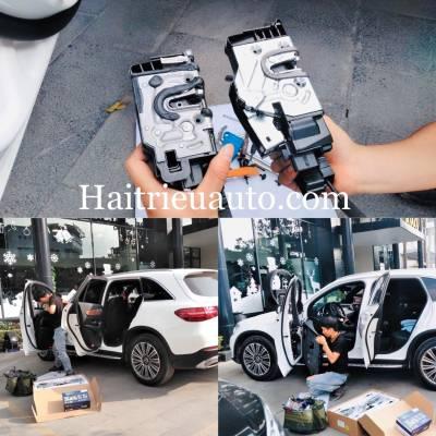 Cửa hít cho xe Mercedes GLC 250