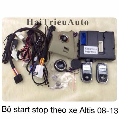 Bộ start stop theo xe Altis 08-13