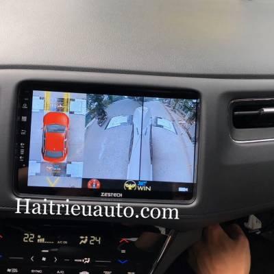 camera 360 cho xe honda HR-V