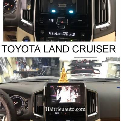 Màn hình android Pioneer cho xe Toyota Land Cruiser