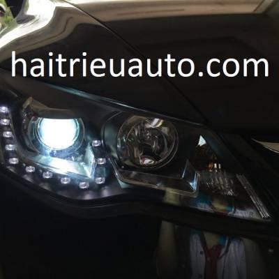 Đèn pha độ cho xe honda CIVIC 2010