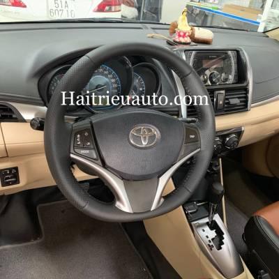 điều khiển vô lăng và Cruise Control theo xe Toyota Vios