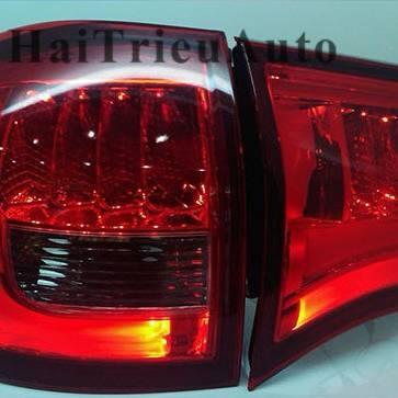 Đèn hậu nguyên bộ theo xe PAZERO SPORT